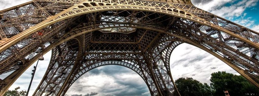 Tour eiffel photo de couverture facebook - Photo de tour eiffel ...